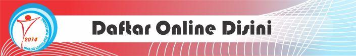 Desain Pendaftaran Dialegma Blog